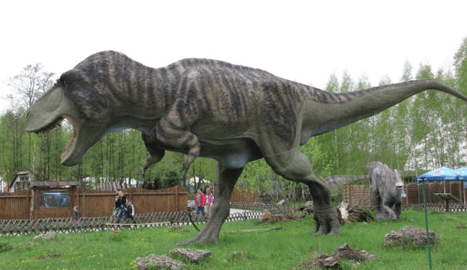 クリプト ティラノサウルス